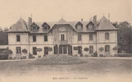 CPA - Anlezy - Le Château - Otros Municipios