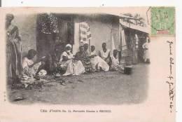 COTE D'IVOIRE 11 MERCANTIS DIOULAS A ABOISSO 1904 (BELLE ANIMATION) - Côte-d'Ivoire