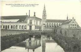 41 - SOLIGNY-la-TRAPPE - La Grande Trappe- La Chocolaterie Sur Le Bord De L'Iton - - France