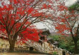 Whole Sights Of Pulkuk-sa Temple In Kyongju - Corée Du Sud