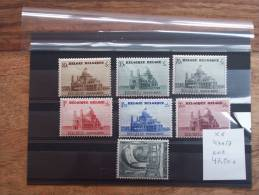 471/7 Neufs Sans Charnières COB : 47,50€ - Belgium