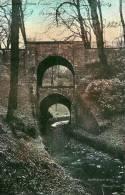 Fife. Dunfermline. Double Arched Bridge. - Fife
