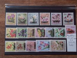 382/99  Neufs Sans Charnières COB : 80,00€ - 1947-60: Mint/hinged