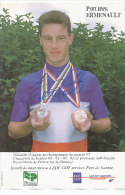 Philippe Ermenault - Ciclismo