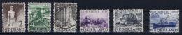 Netherlands, 1950 NVPH 550-555,  Used - 1949-1980 (Juliana)