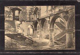 39256    Belgio,   Ruine  De  Louvain -  Universite -  Salle  Des  Pas-Perdue,  NV - Leuven