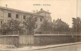 92 ASNIERES - Ecole Flachat - Asnieres Sur Seine
