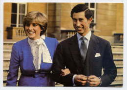 Angleterre--Famille Royale--The Marriage Of Prince Of Wales And Lady Diana Spencer--Mariage Du Prince De Galles-Lady  Di - Familles Royales