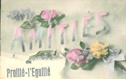 72 Amitiés De PRUILLE-L'EGUILLE - Frankreich