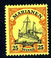 (894)  Mariana Is. 1901  Mi.11  Mint* Sc.21 ~ (michel €2,00) - Colony: Mariana Islands