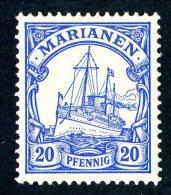 (899)  Mariana Is. 1901  Mi.10  Mint* Sc.20 ~ (michel €1,50) - Colony: Mariana Islands