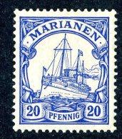 (900)  Mariana Is. 1901  Mi.10  Mint* Sc.20 ~ (michel €1,50) - Colony: Mariana Islands