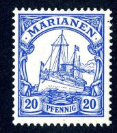 (901)  Mariana Is. 1901  Mi.10  Mint* Sc.20 ~ (michel €1,50) - Colony: Mariana Islands