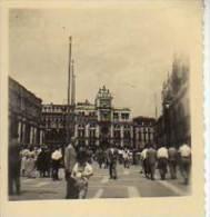 PLAZA DE ITALIA   VENEZIA  CIRCA 1940  PEQUEÑA FOTO 8X10 CM  OHL - Anonymous Persons