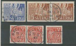 SWEDEN 1946  LUND USED - Usati