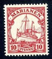 (910)  Mariana Is. 1901  Mi.9  Mint* Sc.19 ~ (michel €1,30) - Colony: Mariana Islands