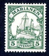 (924)  Mariana Is. 1901  Mi.8  Mint*  Sc.18 ~ (michel €1,30) - Colony: Mariana Islands