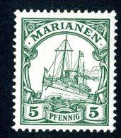 (925A)  Mariana Is. 1901  Mi.8  Mint*  Sc.18 ~ (michel €1,30) - Colony: Mariana Islands