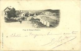 MORGAT, La Plage, Précurseur 1901 - Morgat