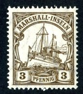 (968)  Marschall Is. 1916  Mi.26  Mint*  Sc.26 ~ (michel €1,00) - Colony: Marshall Islands