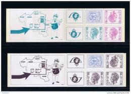 BOEKJE/CARNET - COB : B/C 12-13 - 1975*** - Booklets 1953-....