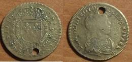 1644/46 - France - LOUIS XIV, NIL.NIS CONSILIO, Par Nicolas Briot - Royal / Of Nobility