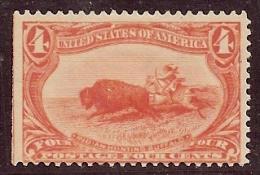 USA 1898 - Yvert #131 - Mint No Gum (*) - 1847-99 Emisiones Generales