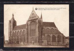 39340    Belgio,     Malines -   Eglise  Notre-Dame (XVe  Siecle),  NV - Mechelen