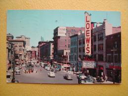 Weybosset Street. - Providence