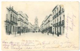 Mexico Calle Del Cinco De Mayo C. 1904 - México
