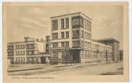 GDYNIA Urzad Pocztowo-telegraficzny General Post Office C. 1930 - Polonia