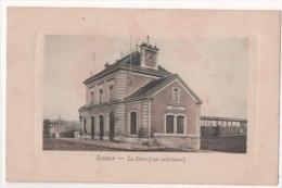 SCEAUX - La Gare (vue Extérieure) - Sceaux