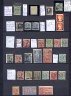 Italia Regno Piccolo Insieme  Di 76 Varietà **/*/Usati/MNH/MH/Used - Lotti E Collezioni