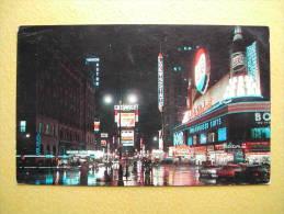 Times Square. - Time Square