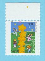 ALLEMAGNE GERMANY EUROPA ENFANTS 2000 / MNH**  / BJ 130 - Sonstige