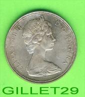 COINS, MONNAIES, CANADA - ONE DOLLAR 1966,VF-20 GROSSES PERLES -ELIZABETH II DEI GRATIA REGINA - - Canada