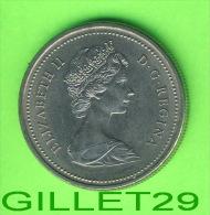 COINS, CANADA - ONE DOLLAR 1873-1973 PRINCE EDWARD ISLAND - ELIZABETH II DEI GRATIA REGINA - - Canada