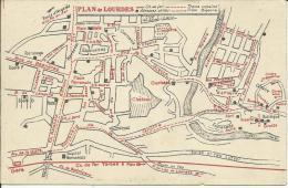 PLAN DE LOURDES, Nº 2. SCAN R/V - Lourdes