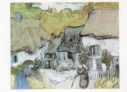 Vincent Van Gogh Les Chaumes De Jargus - Paintings