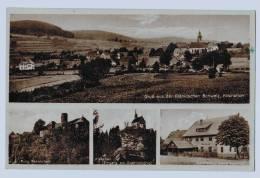 Cpa Gruss Aus Der Frankischen Schweiz , Kirchahorn - Non Classificati