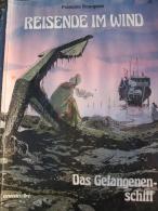 REISENDE IM WIND.  DAS GEFANGENEN SCHIFF. FRANÇOIS BOURGEON Nº2 - Libros, Revistas, Cómics