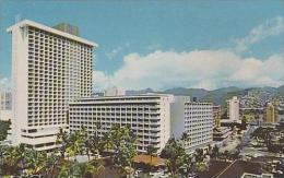 Hawaii Honolulu Princess Kaiulani Hotel - Honolulu