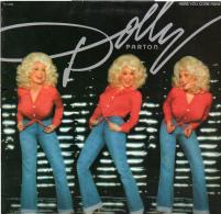 * LP *  DOLLY PARTON - HERE YOU COME AGAIN (Holland 1977) - Country En Folk