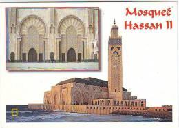 CASABLANCA . MOSQUEE HASSAN II. Format 170 Mm X 140 Mm. 1025 - Casablanca