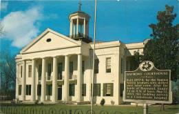 CPSM Mississippi-Raymond Courthouse   L1298 - Etats-Unis