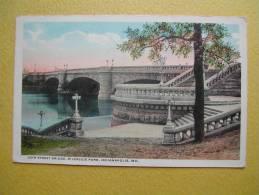 Le Pont De La 30e Rue. - Indianapolis