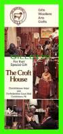 CHARLOTTETOWN, PEI - THE CROFT HOUSE - DIMENSION 10 X 23 Cm - 5 MULTIVIEWS - - Charlottetown