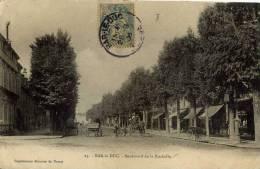 55 -  BAR-le-DUC- Boulevard De La Rochelle- Animée - Bar Le Duc