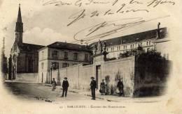 55 -  BAR-le-DUC- Couvent Des Dominicaines- Animée-Carte Précurseur Dos Non Divisé - Bar Le Duc