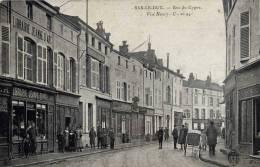 55 -  BAR-le-DUC- Rue Du Cygne Animée-Librairie Jeanne D´ARC,,,,,, - Bar Le Duc